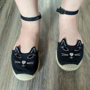 Gap Cat espadrilles